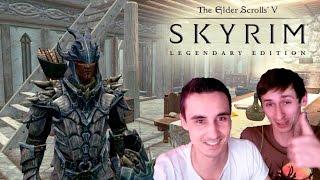 Skyrim — Бесконечная мана, и многое другое!!!