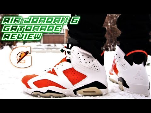 4472e3bb831d4d AIR JORDAN 6 GATORADE (LIKE MIKE) REVIEW (I REGRET BUYING THESE!)