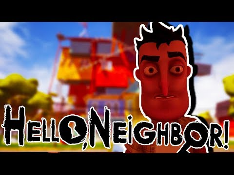 Hello Neighbor Walkthrough - () | ONTO ACT 2! | #2 by