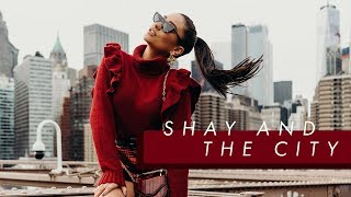 Shay And The City: Behind The Scenes Of An Instagram Shoot Day!
