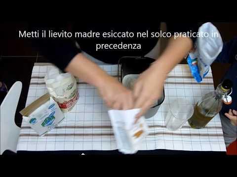 Video ricetta per fare il pane con la migliore macchina del pane