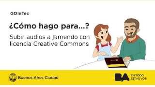 ¿cómo Subir  S A Jamendo Con Licencias Creative Commons?