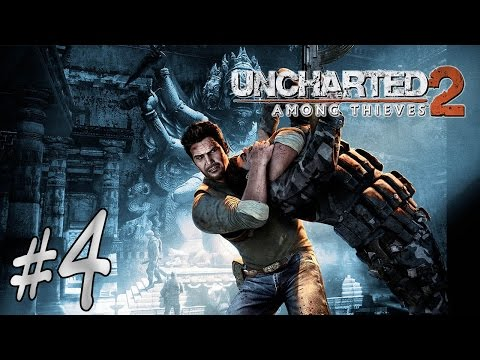 Uncharted 2 Among Thieves Walkthrough - Chapters 1 & 2~ Part 1 by