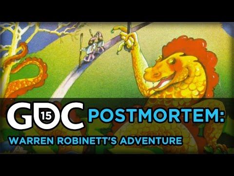 GDC Classic Postmortem: Warren Robinett's Adventure