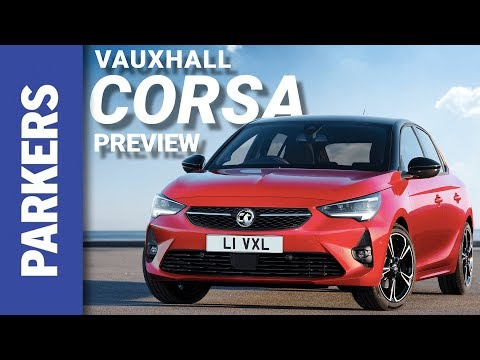 Vauxhall Corsa-e Hatchback Review Video