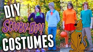 DIY: Scooby-Doo Group Costumes!