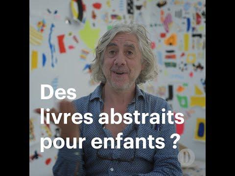 Les bases d'une «expo idéale» selon Hervé Tullet