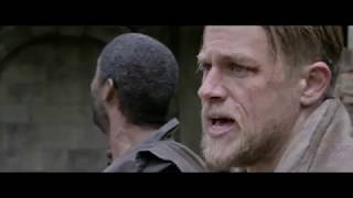 King Arthur: Legend of the Sword | escape & Arthur fight scene 1080p