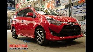 Phụ Kiện Toyota Wigo 2018