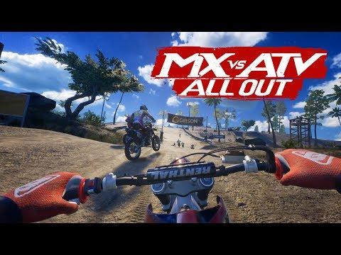 MX vs ATV All Out - Gameplay Trailer thumbnail