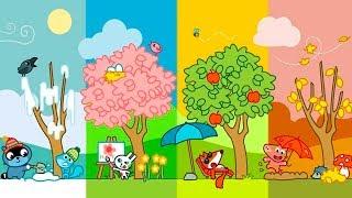 МАЛЫШ панго и его друзья Играем в детскую игру Игровой #мультик Игры для детей