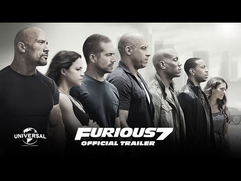 Furious 7 - Official Trailer 2 (HD)