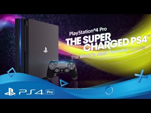 The Super-Charged PS4 - Tech Features