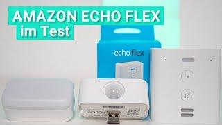 Amazon Echo Flex im Test - So flexibel ist der neue Speaker mit Bewegungsmelder & Nachtlicht!