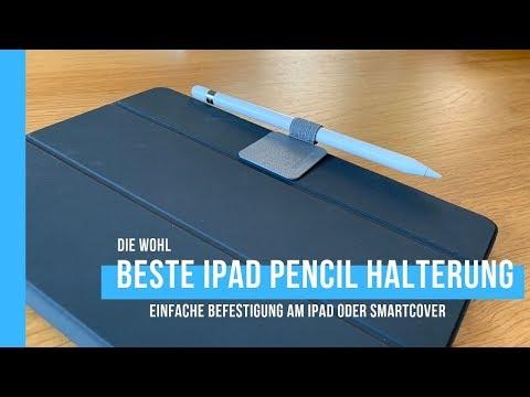 Der wohl günstigste iPad Pencil Halter, der zudem sehr gut ist