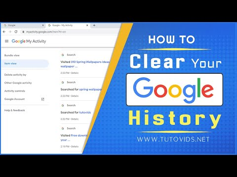 How to Clear Google Search History [2021]