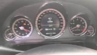 2011 Mercedes-Benz E63 AMG for sale