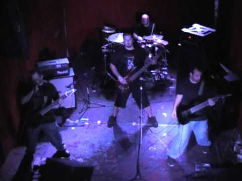 Requiem for Oblivion Live at Peabody's - Conflicted