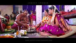 Thayalan + Uma Ranjini - Cinematic Wedding Highlight by Jobest