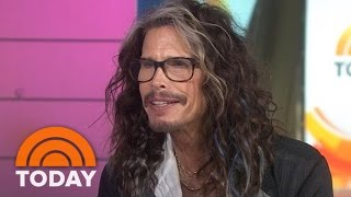 Steven Tyler Goes Country, But Says It 'Was Already There' | TODAY