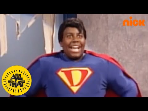 Superdude vs. Yogurl | All That