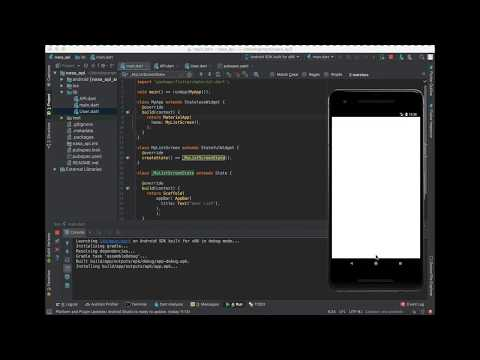 Flutter - JSON Encoding and Decoding with the Firebase Rest