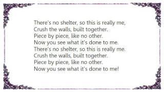 Eyes of Fire - Shelter Lyrics