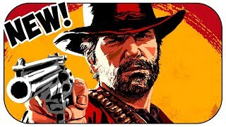 Red Dead Redemption 2 Official Trailer #3! (Collectors Edition and Gameplay Reveal?)