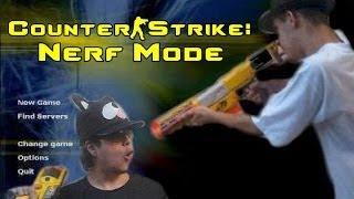 Counter-Strike: Nerf Mode