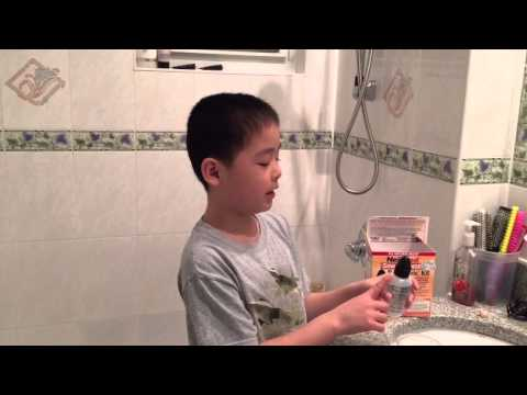 Video How to use Neti Pot to treat allergy in kids