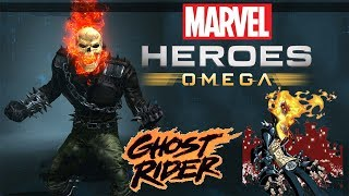 Marvel Heroes Omega GHOST RIDER Ride of Vengeance Stream! [Playstation 4 Pro]