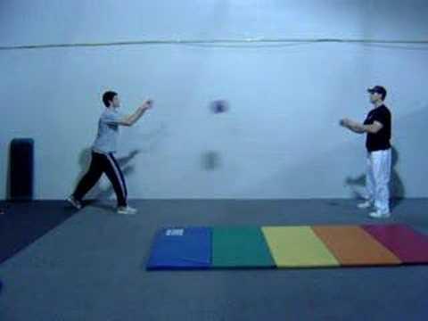 Exercises - Core - Medicine Ball Squat Throws