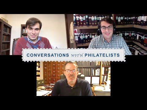 Conversations with Philatelists Episode18: Mike Hynes