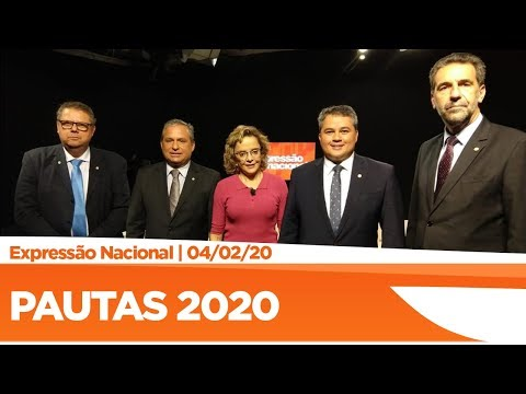 Expressão Nacional - Pautas 2020