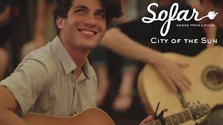 City of the Sun - Intro (The xx Cover) | Sofar NYC