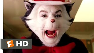 The Cat In The Hat (2003) - The Cat Arrives Scene (1/10) | Movieclips