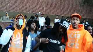 OOCHIE F/ TOP DOLLA, PWILD, YUNG GLEESH - AMBER COLE (OFFICIAL VIDEO)