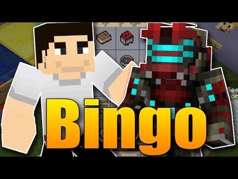 Máme tu nejhorší kartu! - Minecraft Bingo! w/McCitron