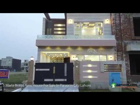 5 MARLA BRAND NEW HOUSE FOR SALE IN PARAGON CITY LAHORE Mp3