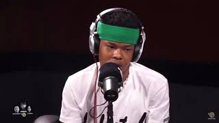 Nasty C Hot 97 Freestyle 2018