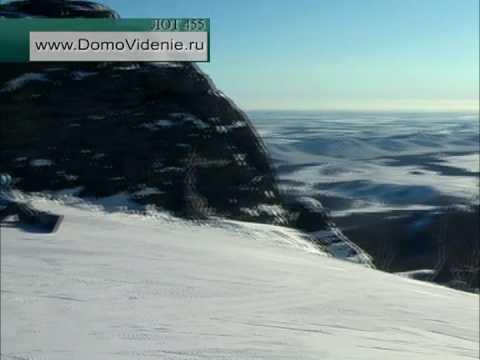 Видео: Видео горнолыжного курорта Банное, Озеро-Металлург-Магнитогорск в Челябинская область