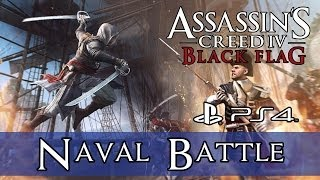 Assassin's Creed IV Black Flag - (PS4) Naval Battle: Prizes & Plunder Mission [1
