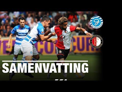 9-koppig Feyenoord met 2-0 ten onder in Doetinchem