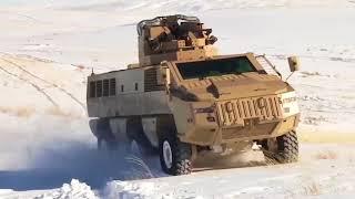 ТОО «Казахстан Парамаунт Инжиниринг» - уникальное предприятие по выпуску бронемашин