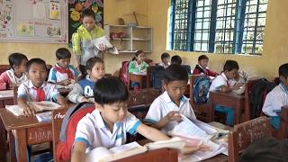 Quảng Ngãi nỗ lực đưa học sinh ra lớp sau Tết
