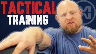 TACTICAL Training 101 (How to train for all missions!)
