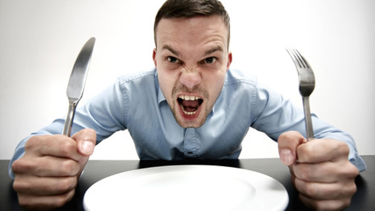 "Science Explains Why You Get ""Hangry"" thumbnail"