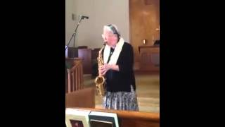 How Great Is Our God - Saxophone