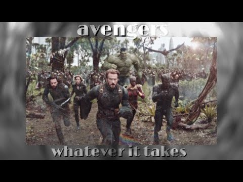 marvel's avengers |  whatever it takes [collab Mishel Romanovskaya]