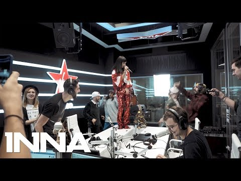 INNA - Nirvana | Virgin Radio Romania Takeover
